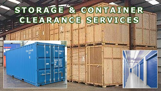 Storage Unit Clearance UK House Clearance