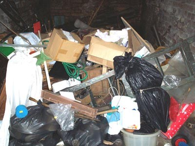 Edinburgh House Clearance – Waste and Material Flows